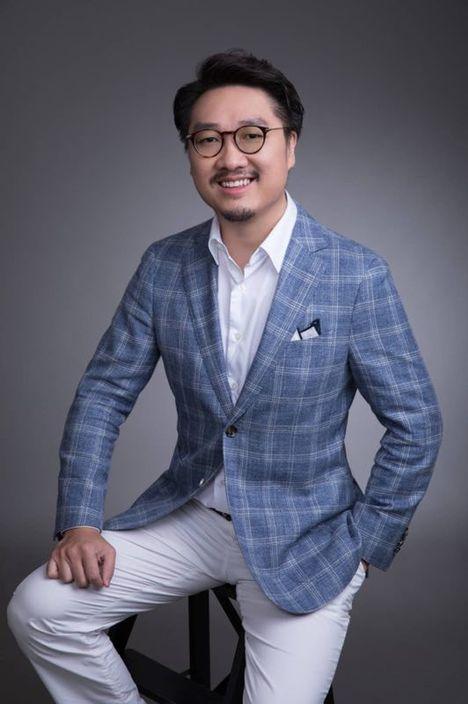 GetLinks創辦人及行政總裁Keenan Kwok