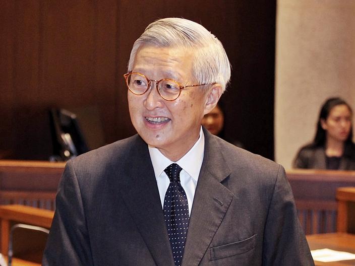 徐澤直指李國能及其響應者提出一些違反基本法的觀點。