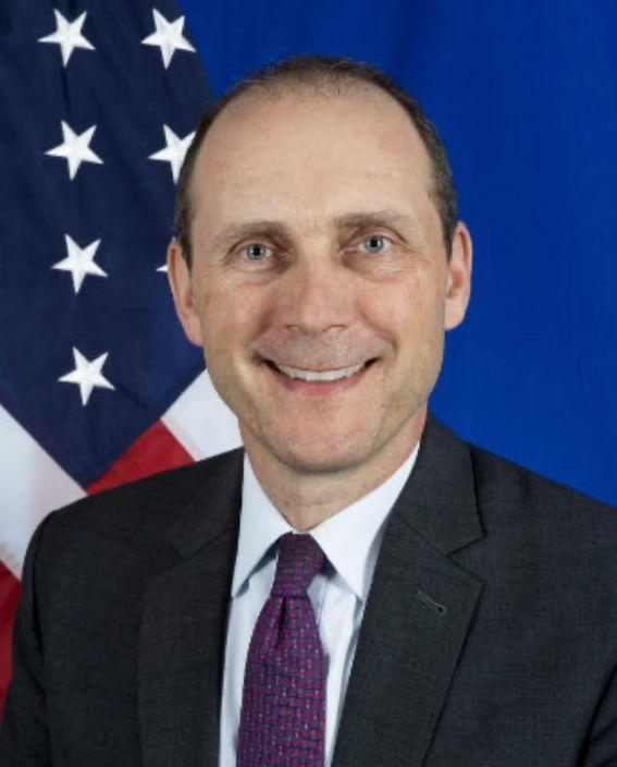 美國駐港澳總領事史墨客。