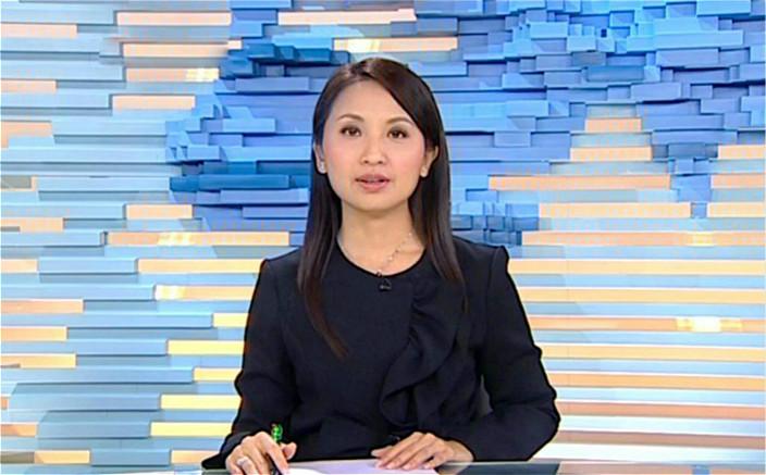 谢燕娜曾任亚视新闻英文台主播。