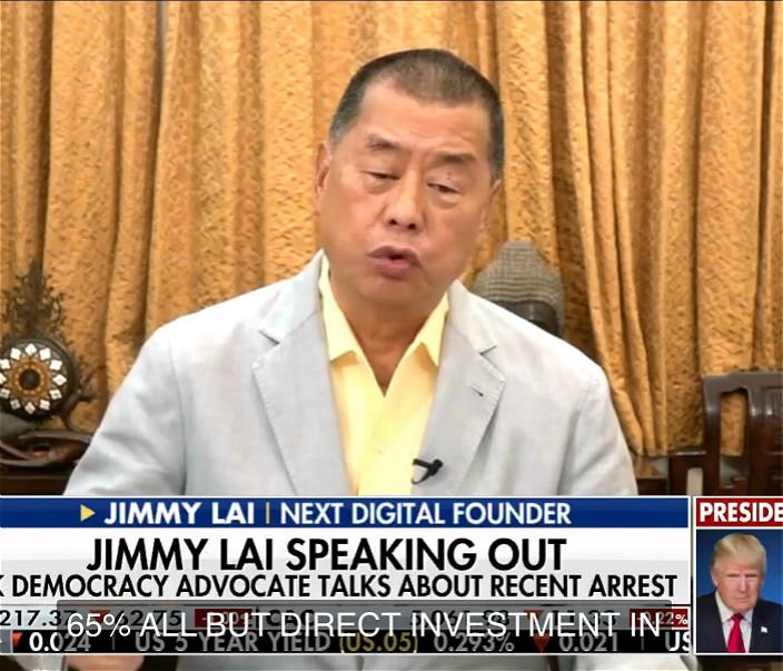 肥佬黎也叫人不要買壹傳媒股票,他近日受訪說:「我告訴人們:『別這麼做,別這麼做,你會虧錢的。』」