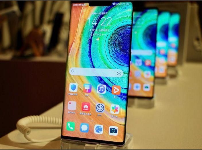 華為手機是全球芯片主要買家。