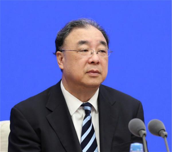 國家衛生健康委主任馬曉偉。