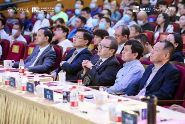 上海交大高峰論壇。