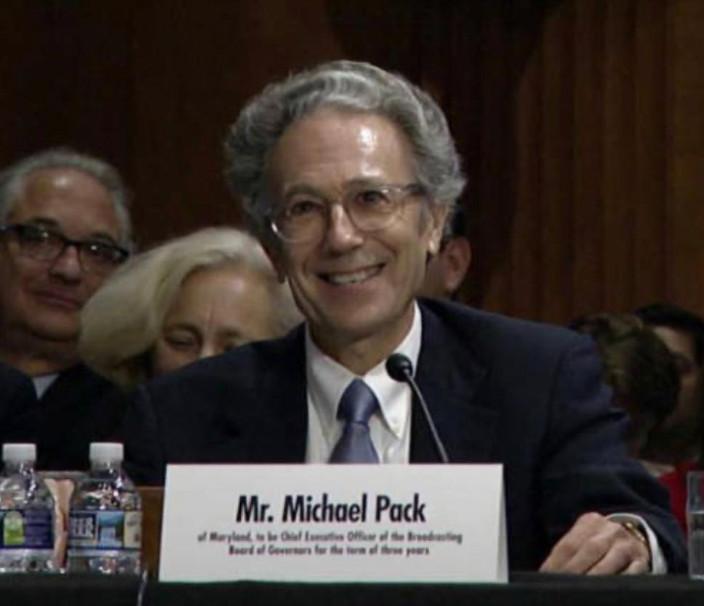 邁克爾·帕克。