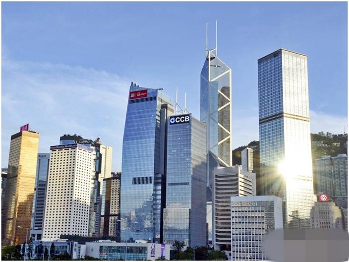 產業單一限制香港長遠發展。資料圖片