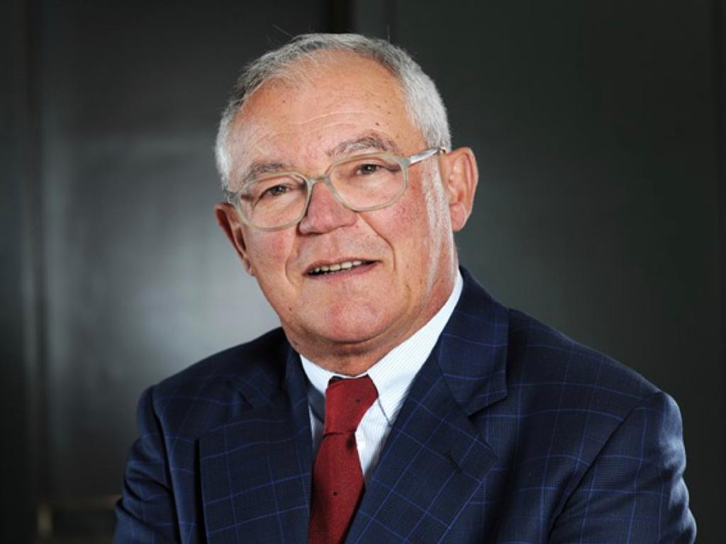 德國聯邦批發外貿商協會主席伯爾納。