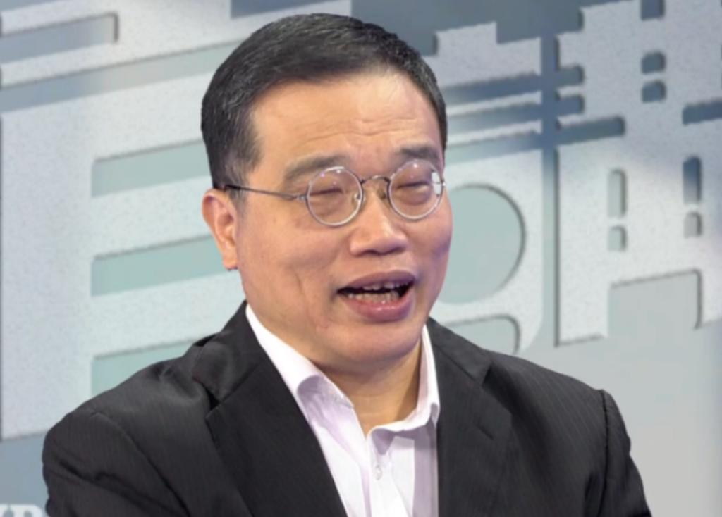 一國兩制研究中心總裁張志剛。
