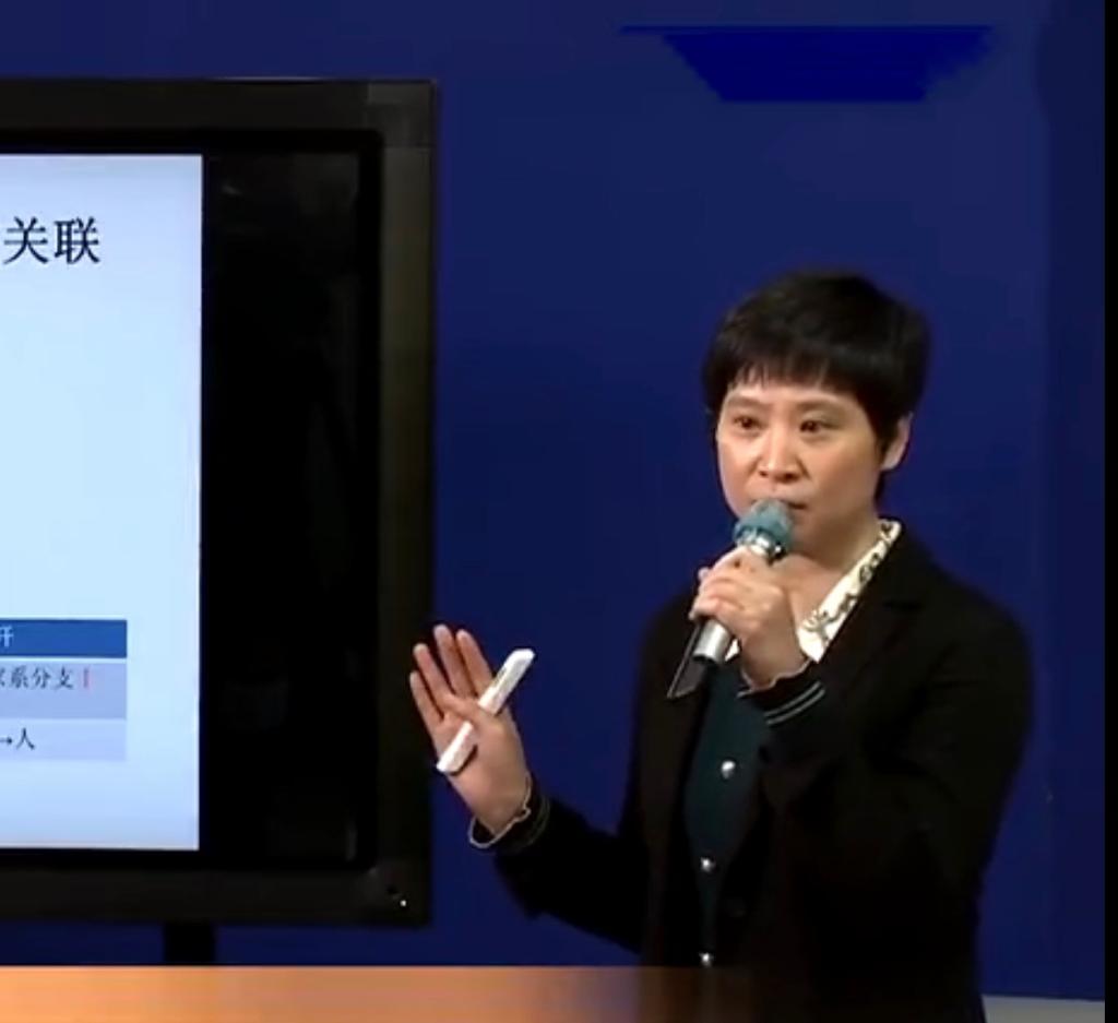 天津市疾控中心副主任張穎。