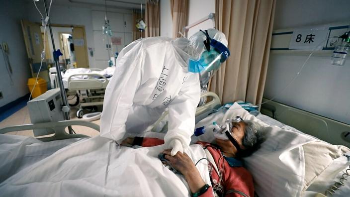 中国式抗疫证实为成功模式。(AP图片)