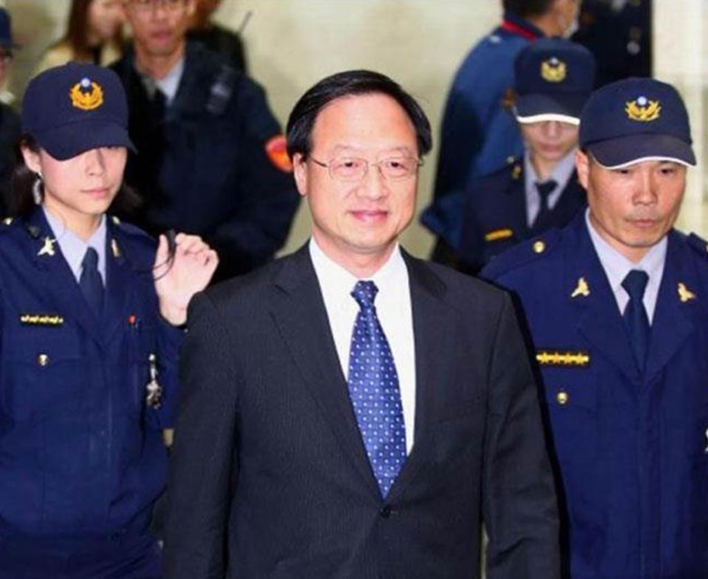台灣的前行政院長江宜樺。中時圖片