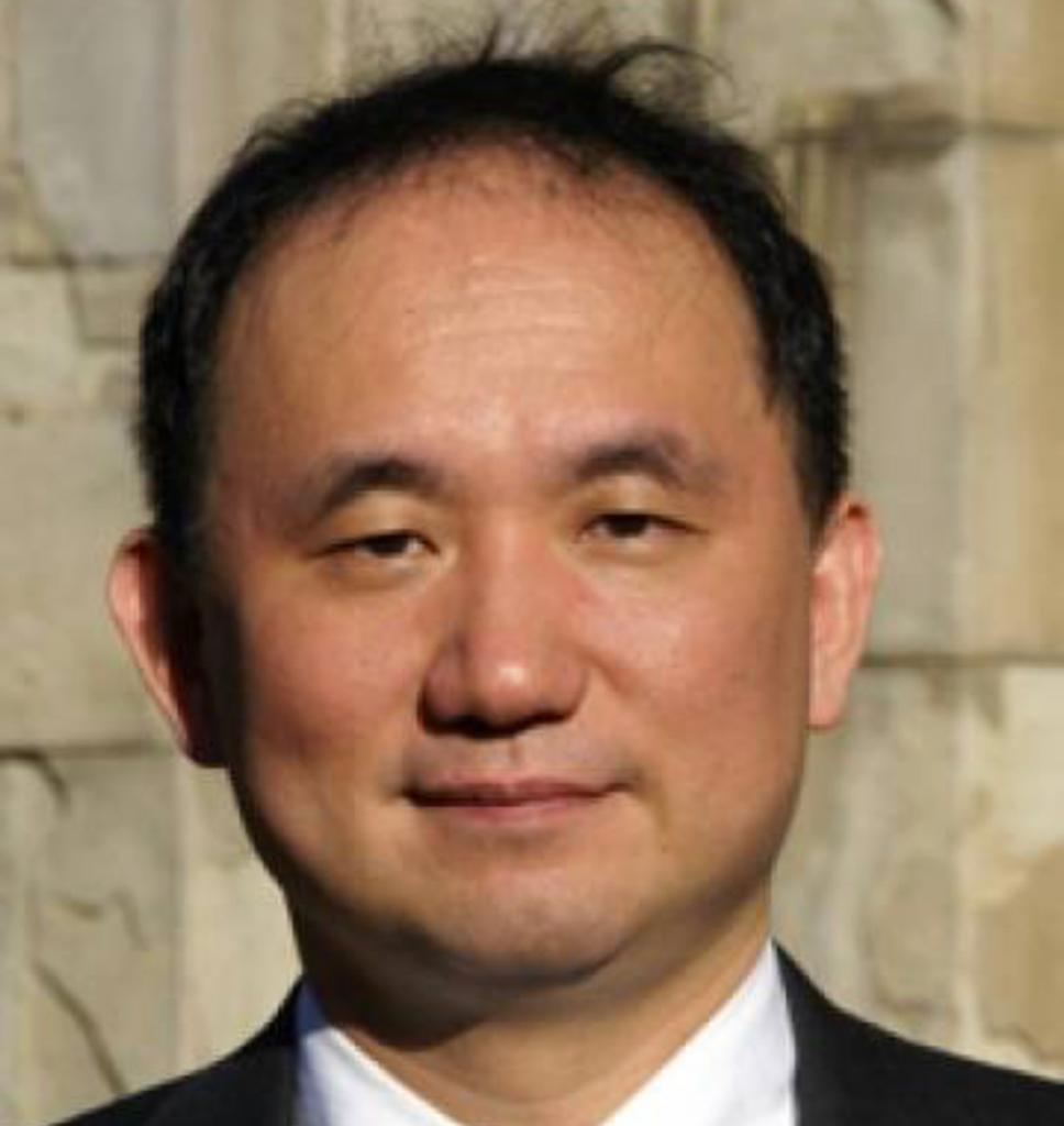 日本醫療管理研究所理事長上昌廣。