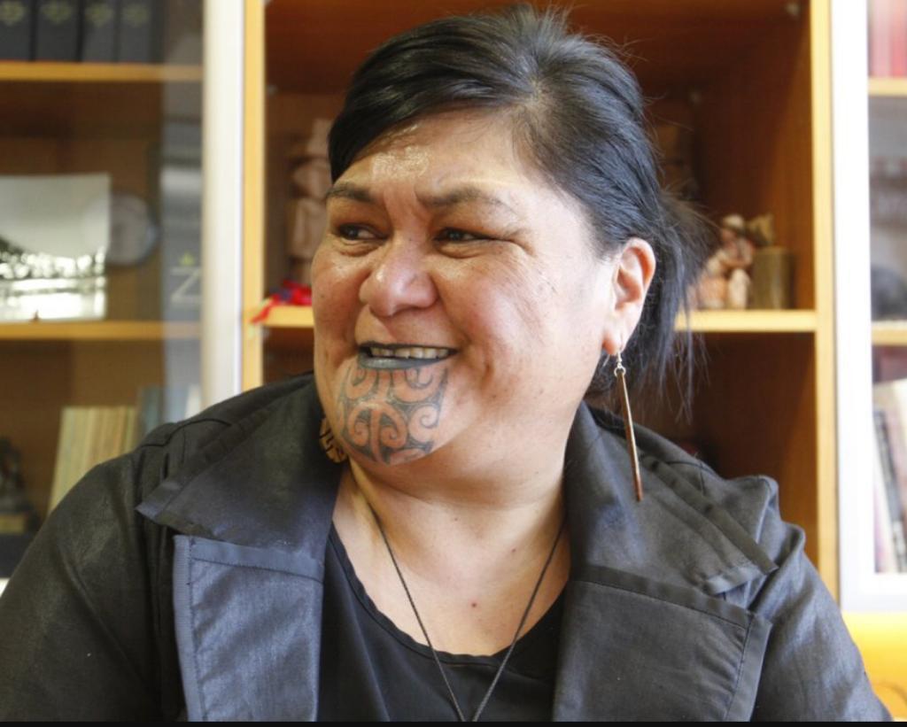 新西蘭新任外長馬胡塔。AP圖片