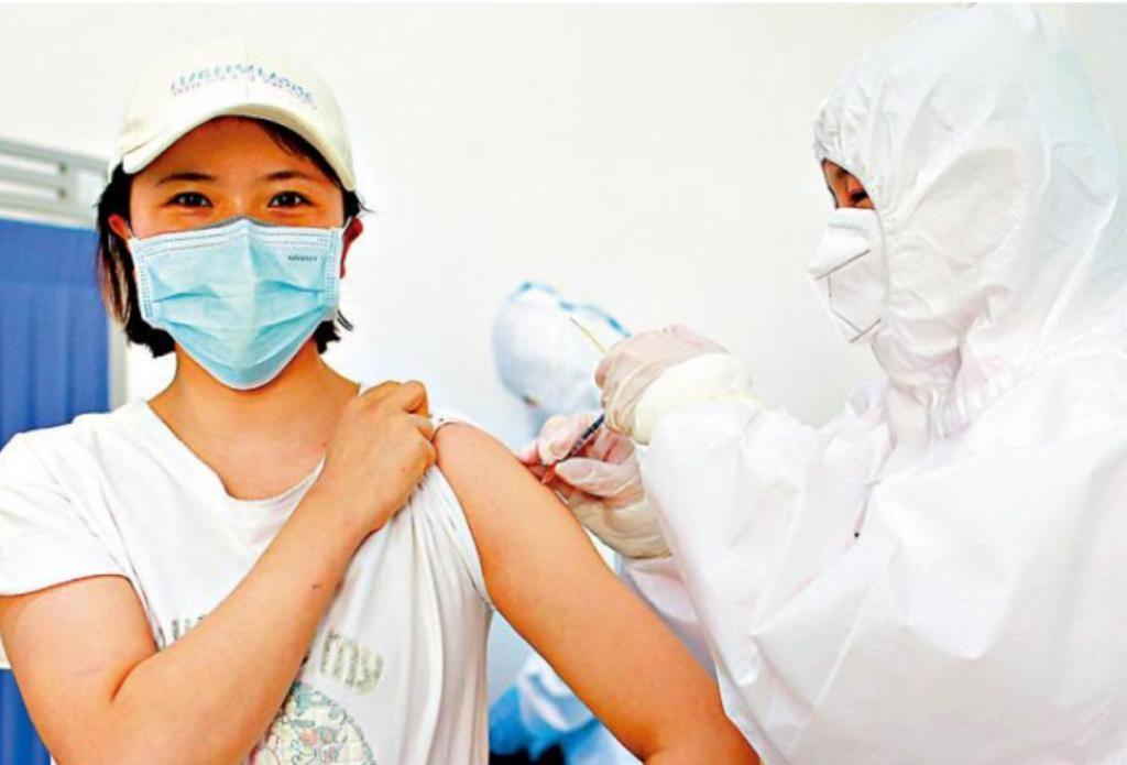 政府已開始宣傳接種新冠疫苗。
