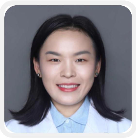南京市中醫院肛腸科副主任醫師譚妍妍。