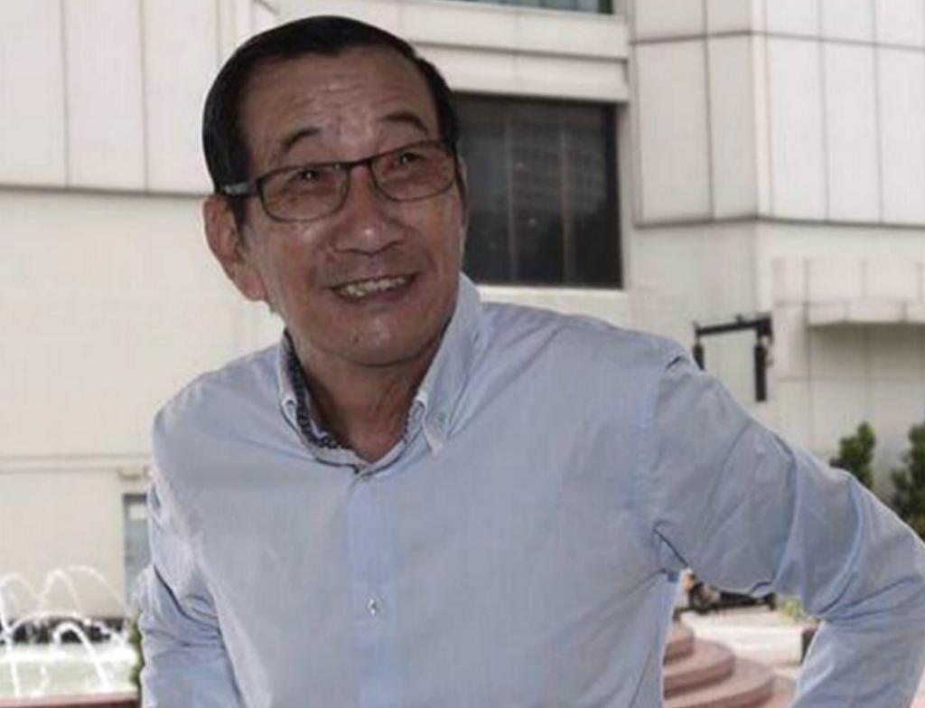 壹傳媒非執行主席葉一堅。