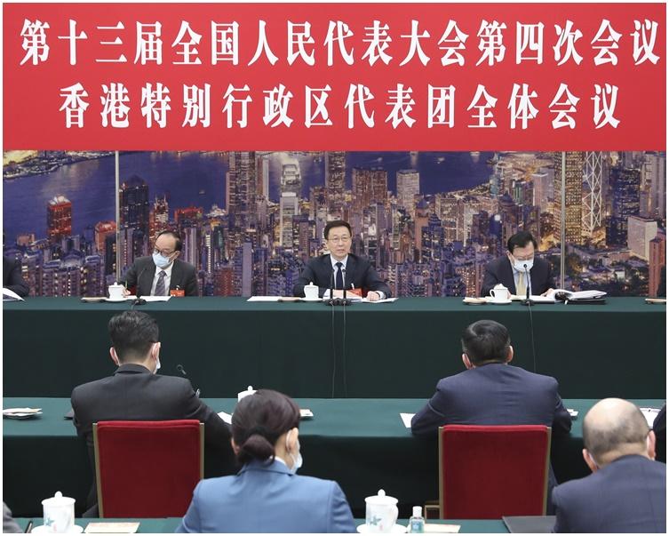 吴秋北介绍,韩正在讲话时亦都好着紧香港基层居住环境恶劣的问题,话中央有信心逐步解决深层次矛盾。