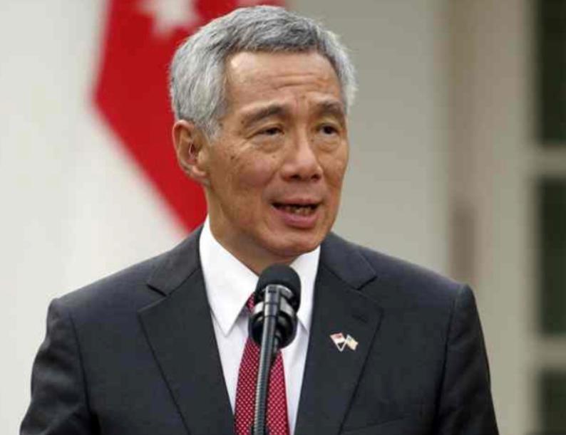 新加坡总理李显龙。