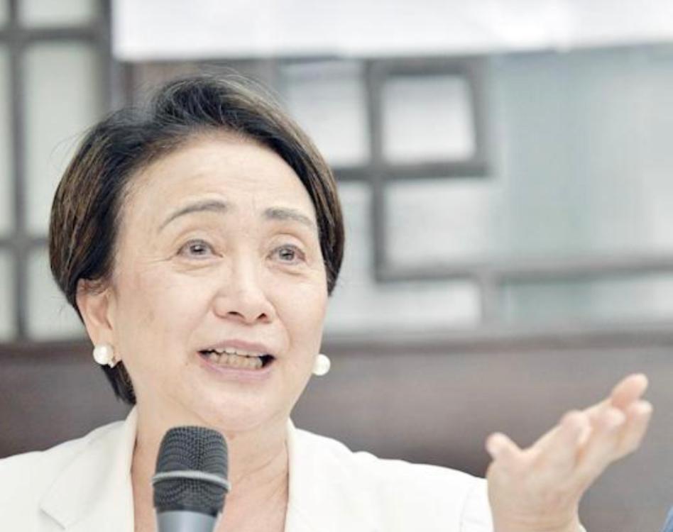 民主党前主席刘慧卿。