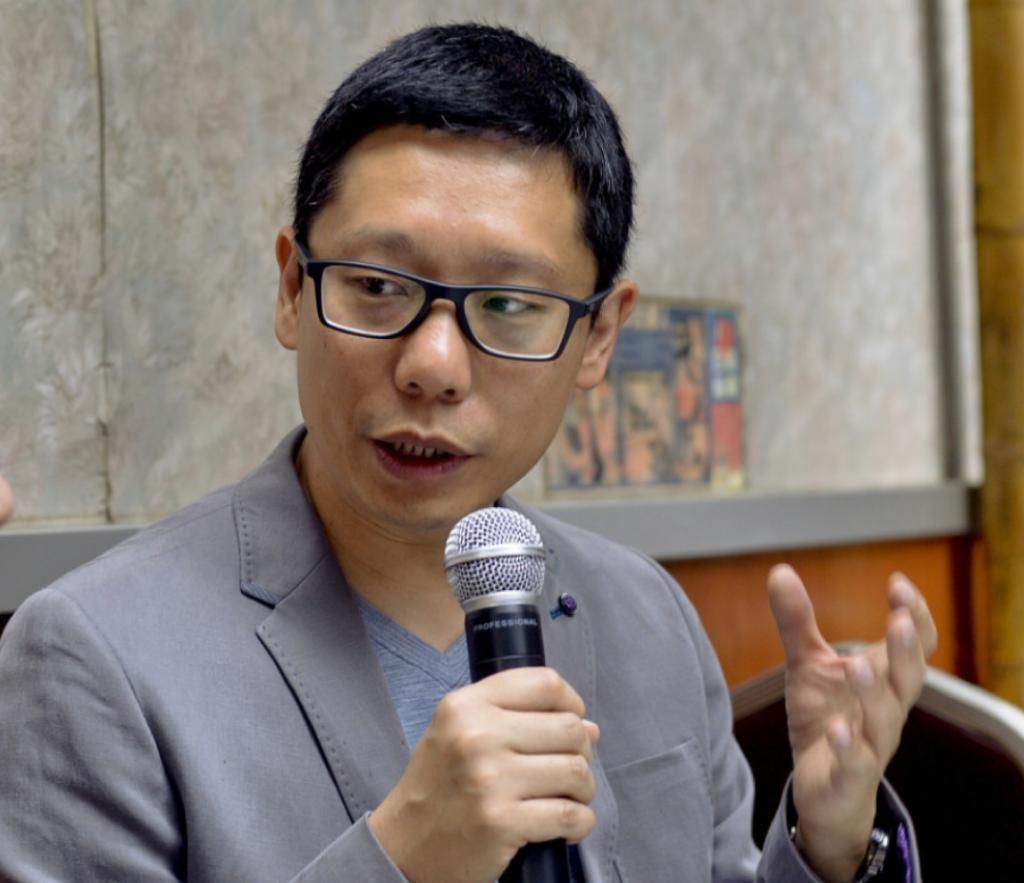 叙福樓集團主席兼行政總裁黃傑龍。