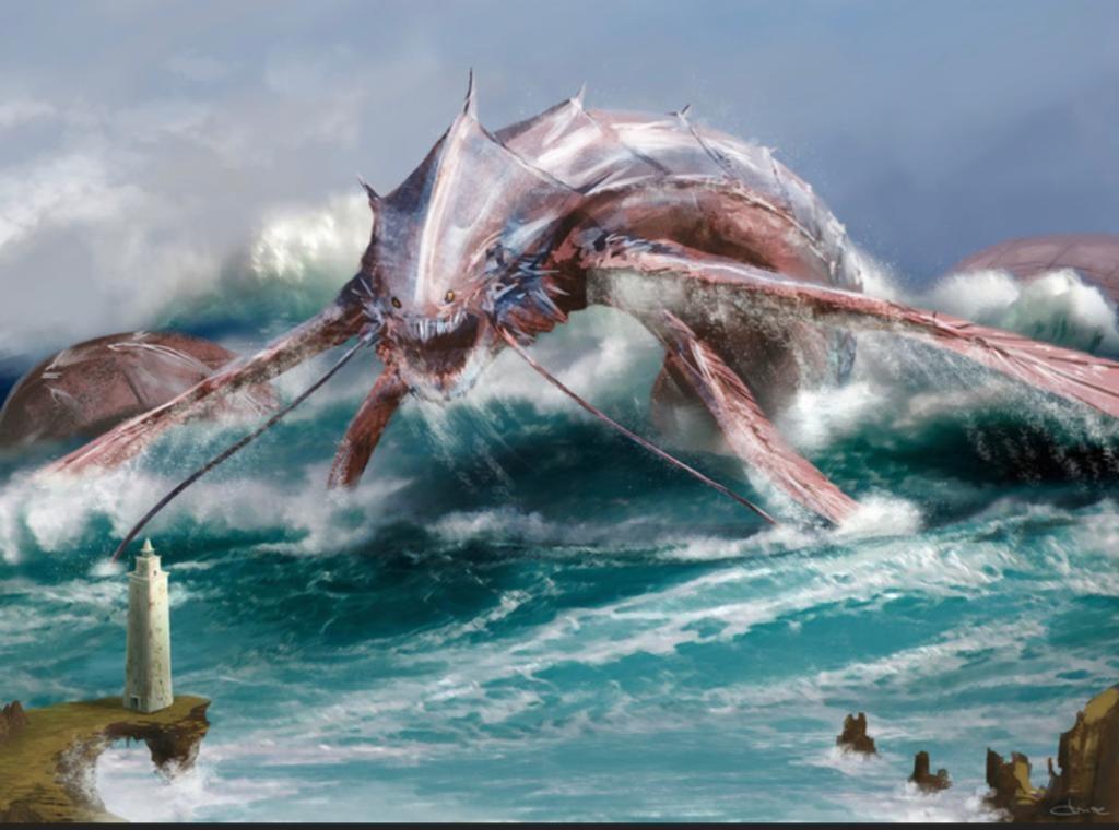塔尼瓦是傳說中一種生活在水中的猛獸。