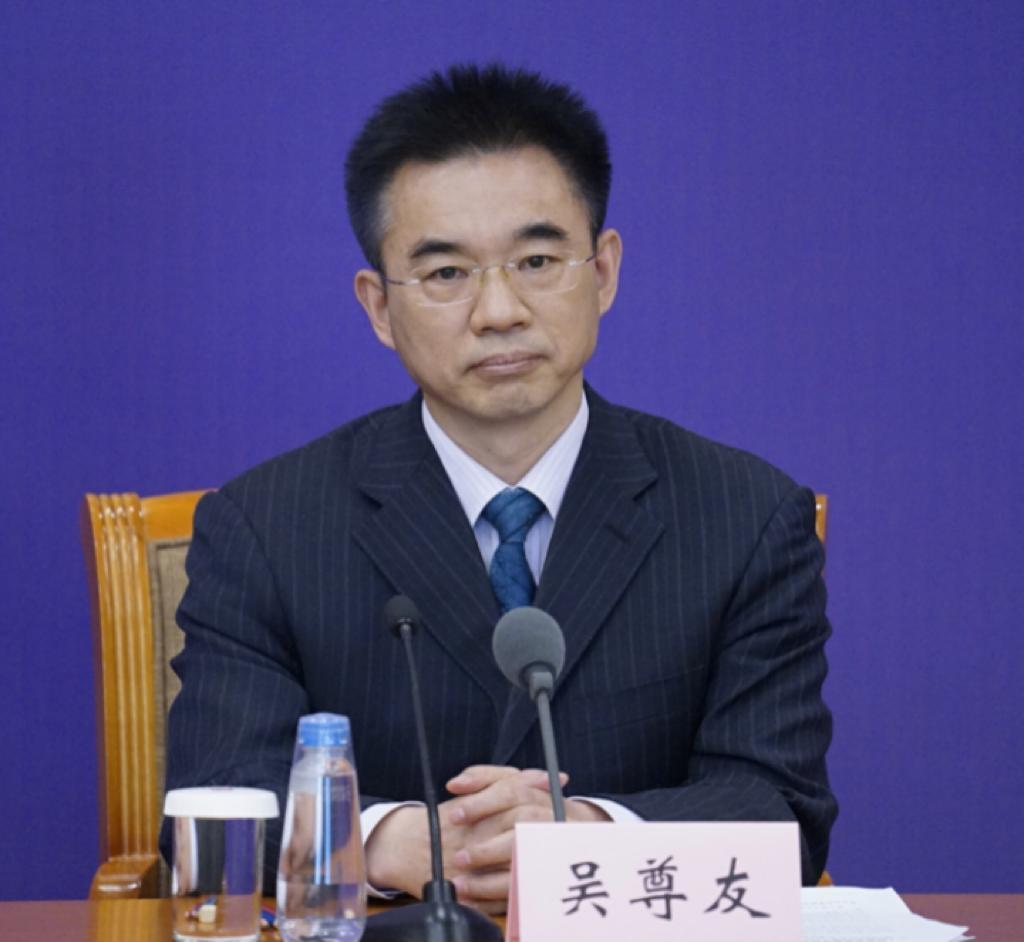 中國疾病預防控制中心流行病學首席專家吳尊友。