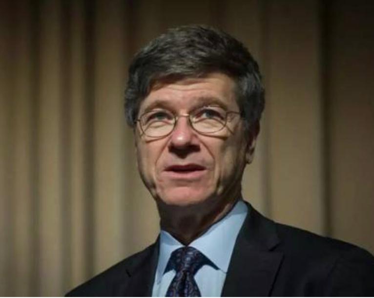 美國哥倫比亞大學經濟學教授傑弗里·薩克斯。