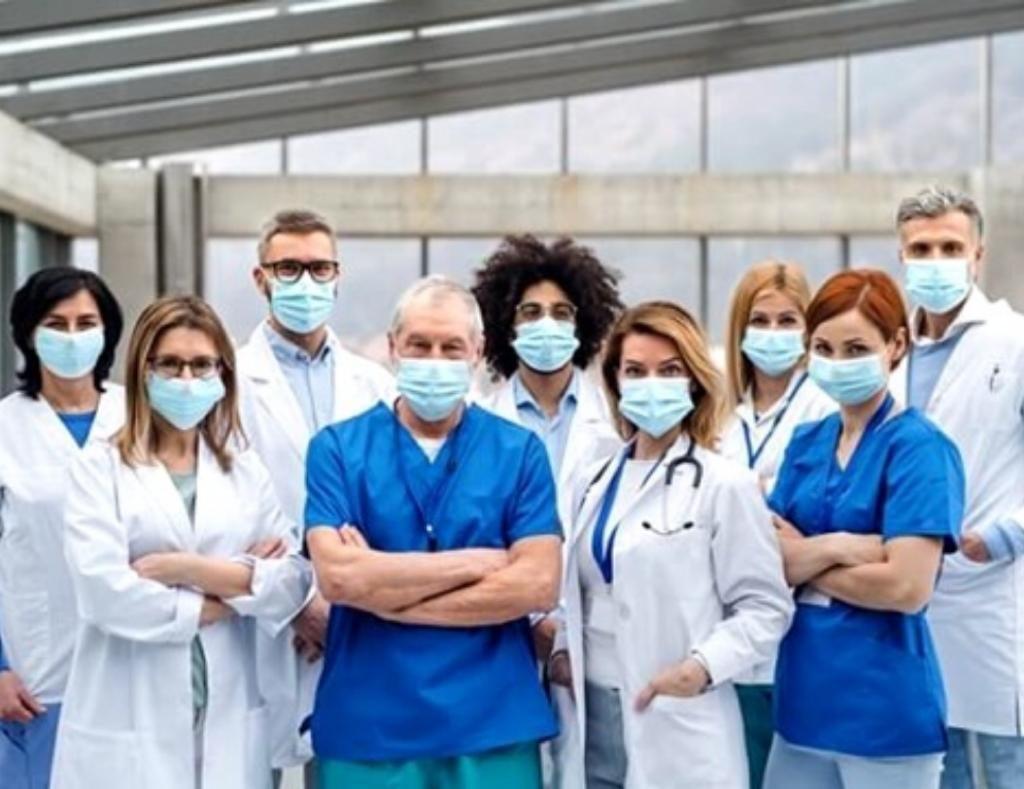 戈尔巴乔夫基金会推荐意大利医护人员成为诺贝尔和平奖候选人。