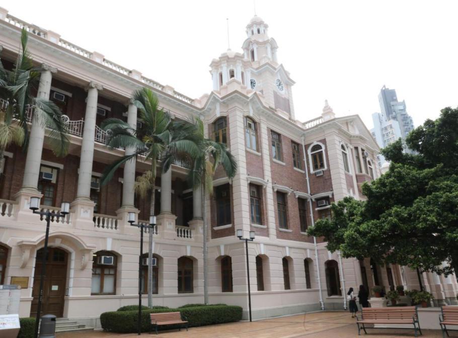 香港大學。資料圖片
