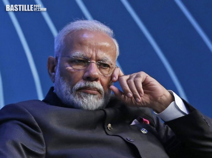 印度总理莫迪。(资料图片)