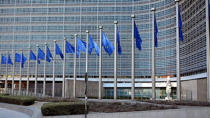 位于布鲁塞尔的欧盟总部。