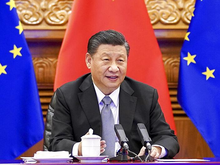 習主席上任後調整了對歐洲的外交策略。