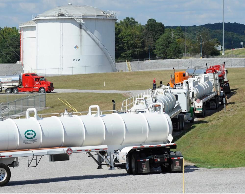 位于阿拉巴马州佩勒姆的殖民地管道设施。AP图片