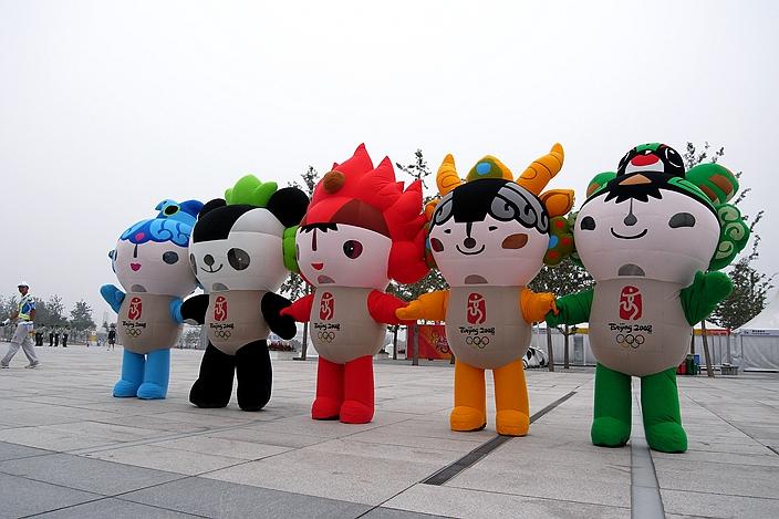 奥运会既是爱国教育,也是德育教育。