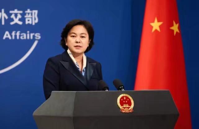 外交部發言人華春瑩。