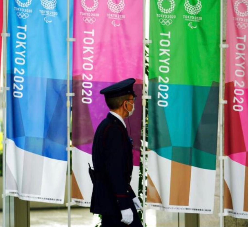 東京奧運會因為疫情延至今年舉行。