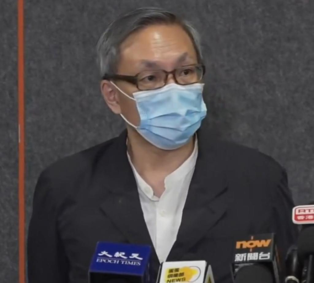 壹傳媒集團行政總裁張劍虹。