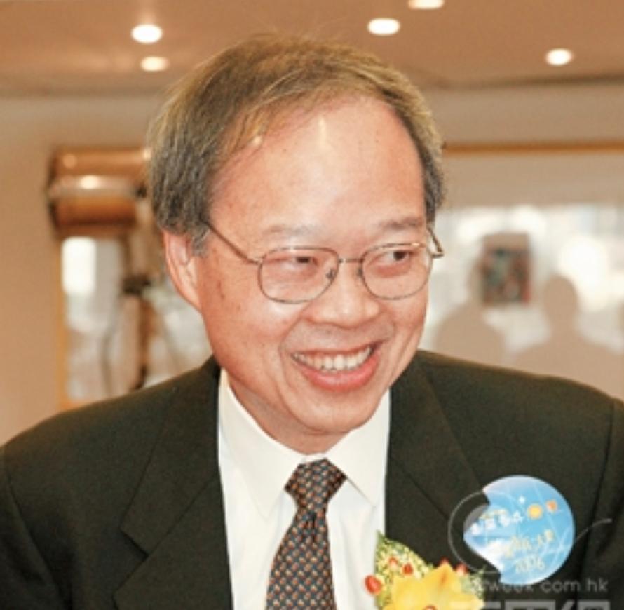 前社长杨怀康。东周网图片