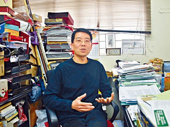 民主党元朗区议员黄伟贤。