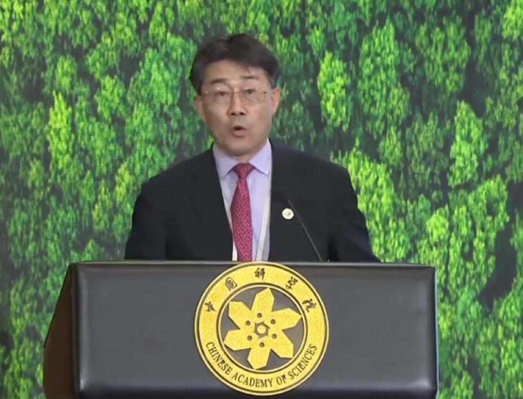 中國疾控中心主任高福。