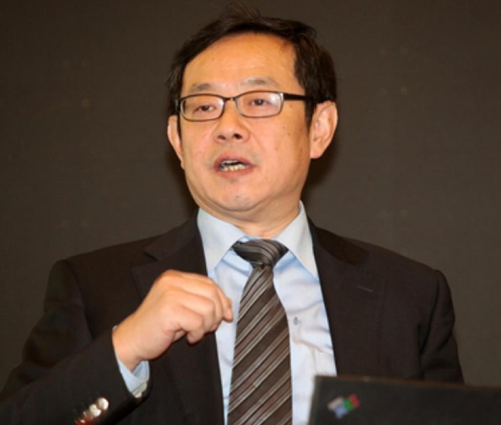 中華預防醫學會秘書長馮子健。