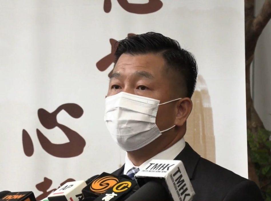 警方公布鄒幸彤及外賣員涉宣傳未經批准集結被捕。