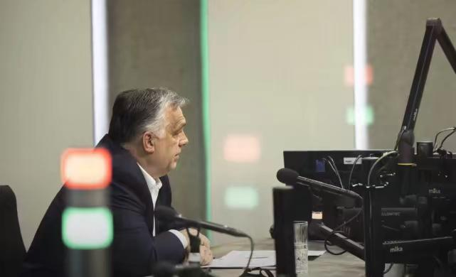 匈牙利總理歐爾班。
