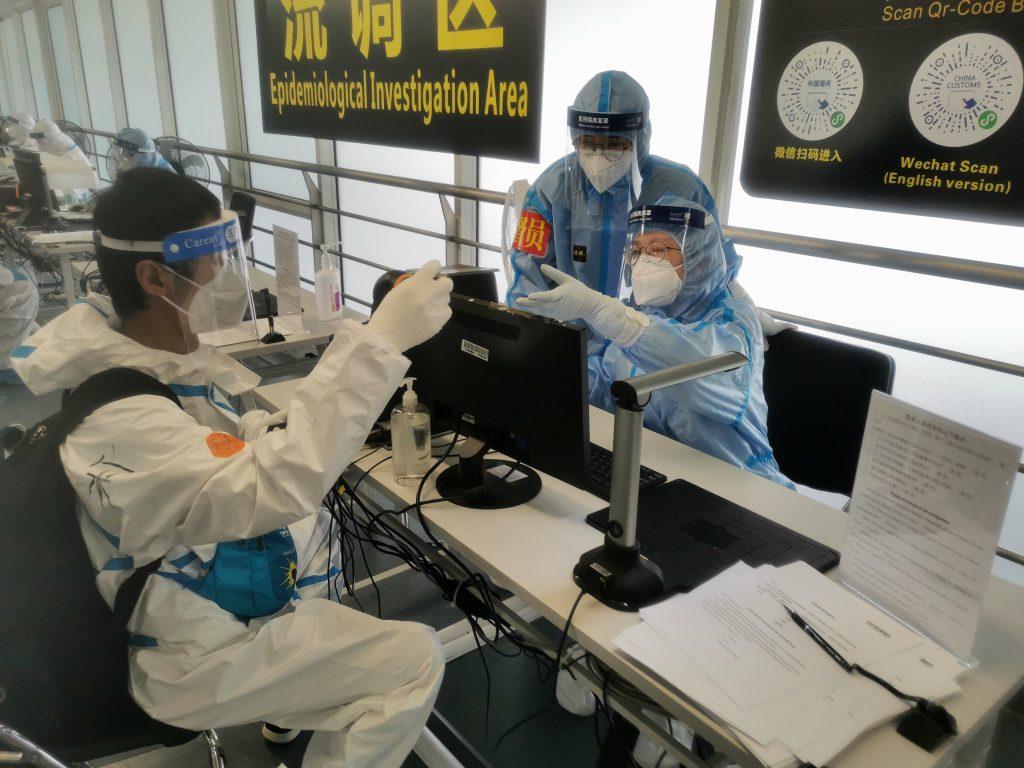 目前廣州市疫情防控仍處於關鍵階段。