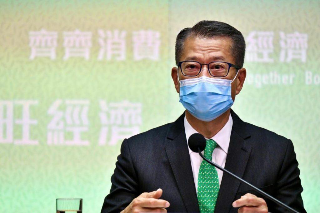 财爷表示,希望通过今次计划鼓励市民消费,帮助本地经济复苏。