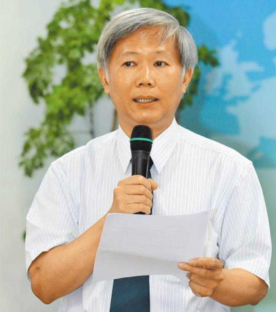 台灣中研院院士陳培哲。