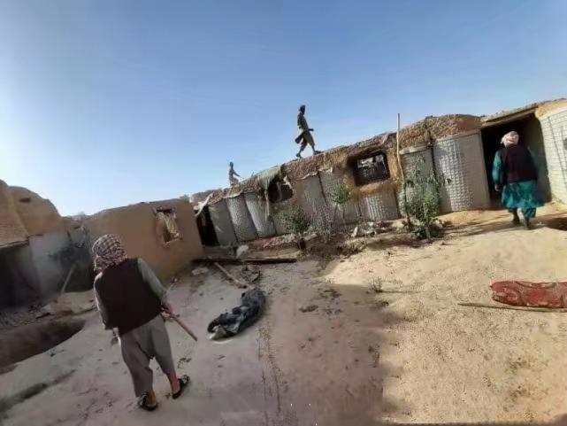 阿富汗20多年来饱受战争催残。
