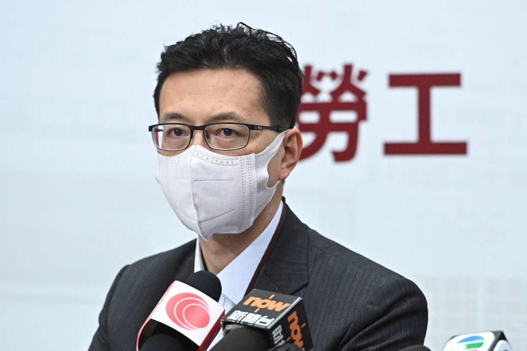 港區人大代表、工聯會會長吳秋北。資料圖片