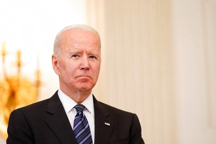 美国总统拜登(AP图片)