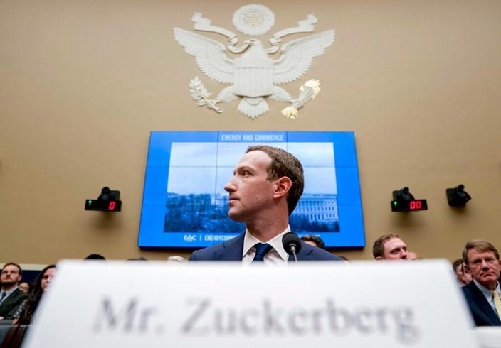 Facebook創辦人扎克伯格。(資料圖片)